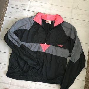 Vintage Nike wind jacket track